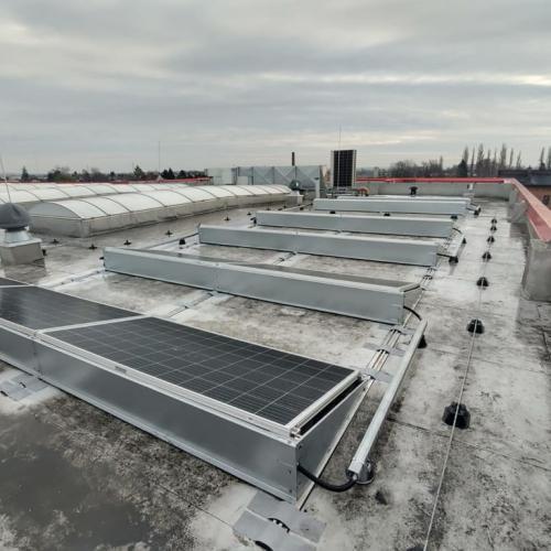 Systemy na dach płaski