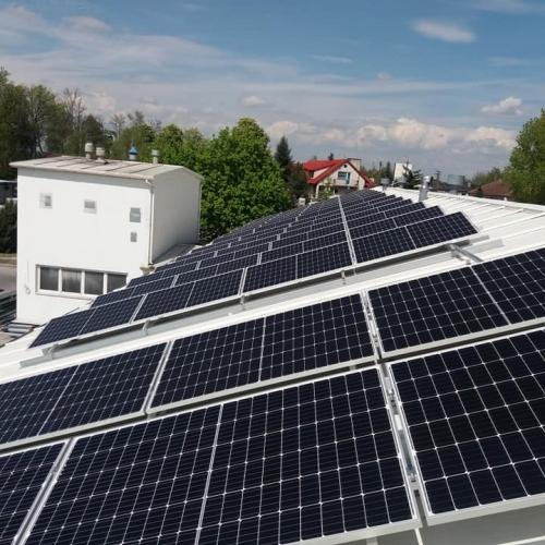 Systemy na dach skośny