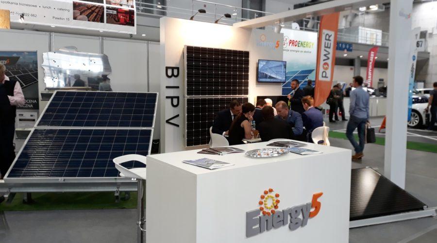 Energy5 na Międzynarodowych Targach Energii Odnawialnej Green Power