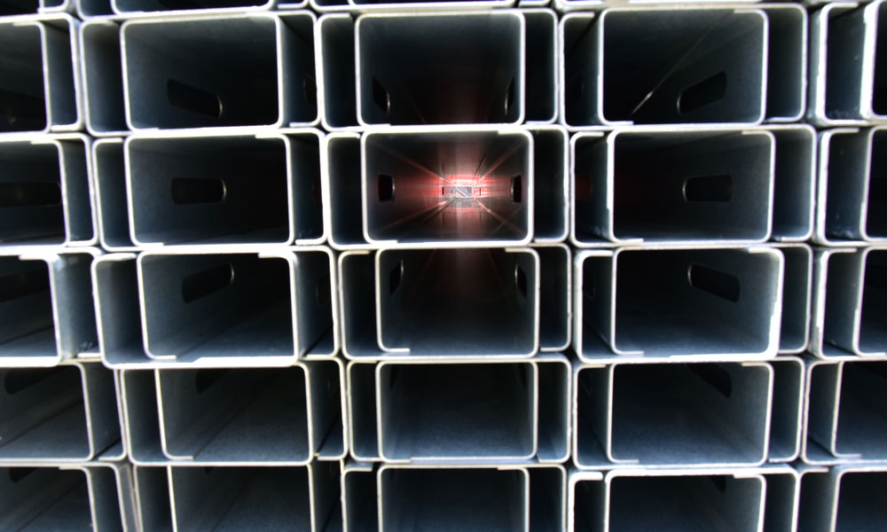 Produkujemy konstrukcje fotowoltaiczne