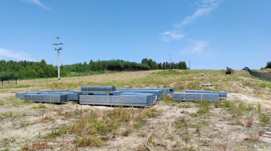 1 MW na konstrukcjach Energy5 w województwie świętokrzyskim