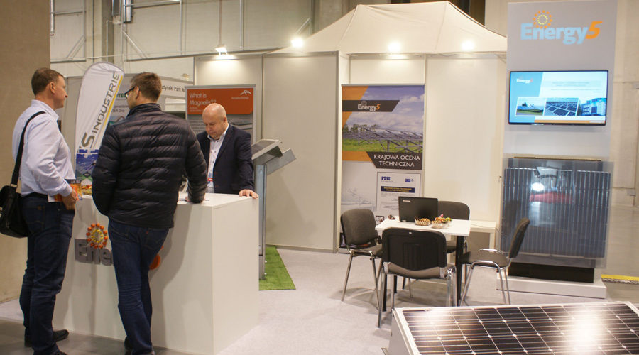 ENERGY5 NA TARGACH ENERGY EXPO ARENA