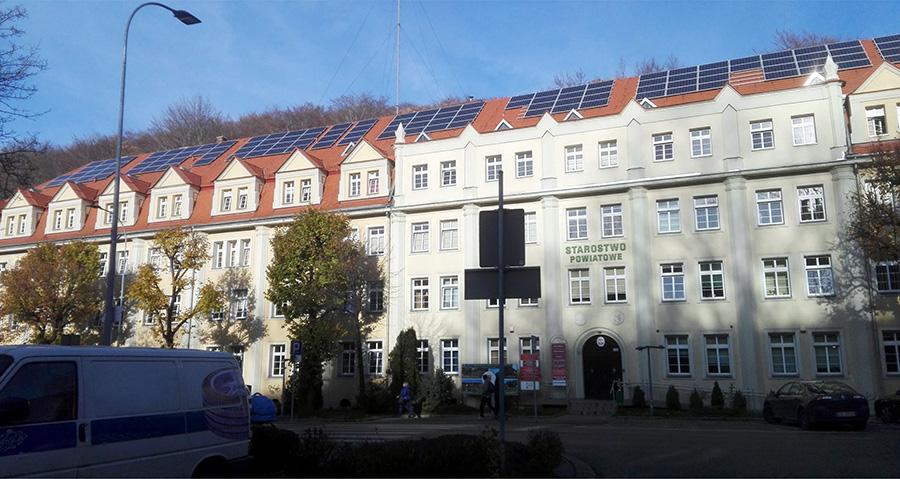 Konstrukcje Energy5 na obiektach w Wałbrzychu i Zakopanem