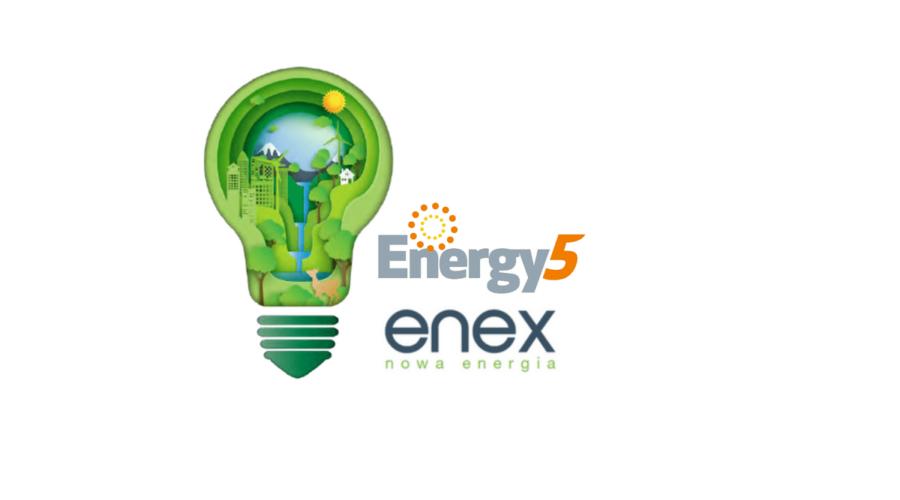 Energy5 na targach ENEX Kielce 2020