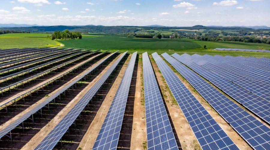 Konstrukcje Energy5 na farmie PV o mocy 49 MW