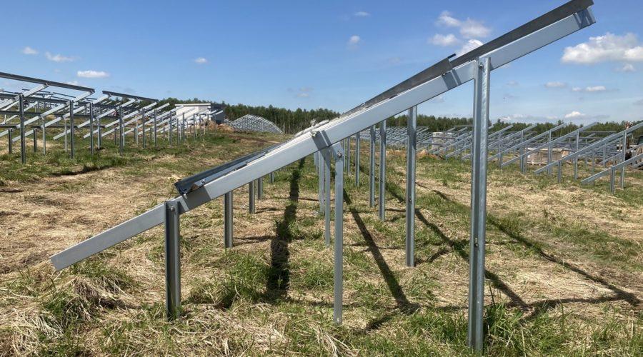 Farma fotowoltaiczna o mocy 2 MW w powiecie lidzbarskim