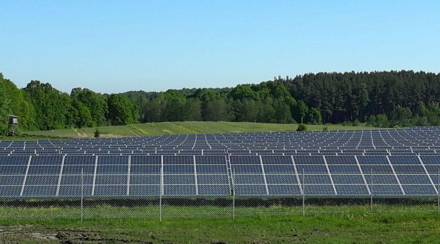 Finisz budowy 6 farm o łącznej mocy 6 MW