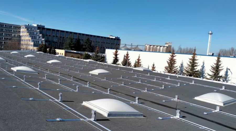AERO S – niezawodny system na dach płaski