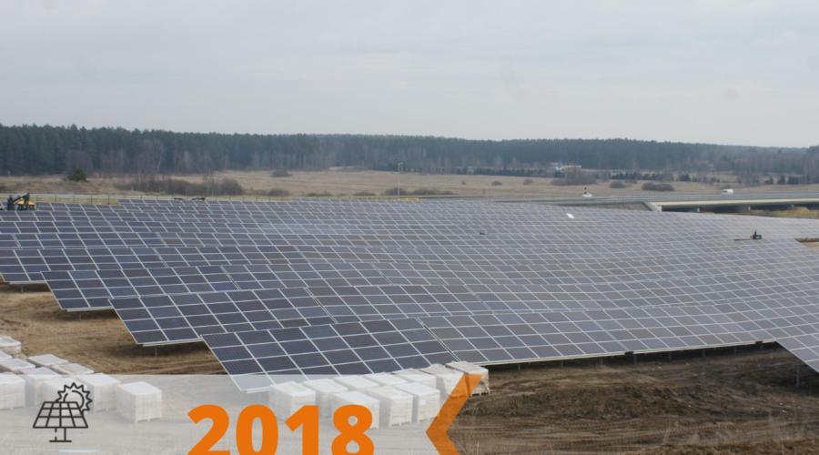 Trwa dostawa systemów Energy5 na farmę o mocy 4MW