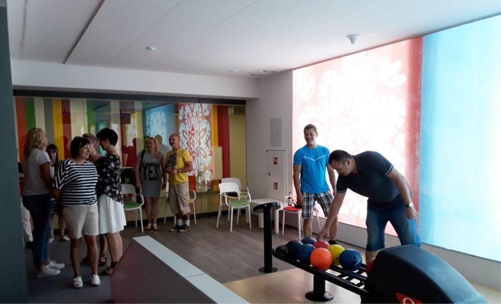Pracownicy Energy5 w gościnnych progach Hotelu Skansen