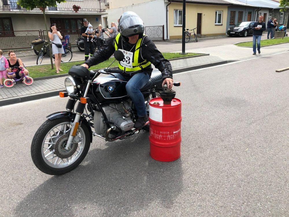 Energy5 sponsorem 10. Rajdu Motocykli Zabytkowych