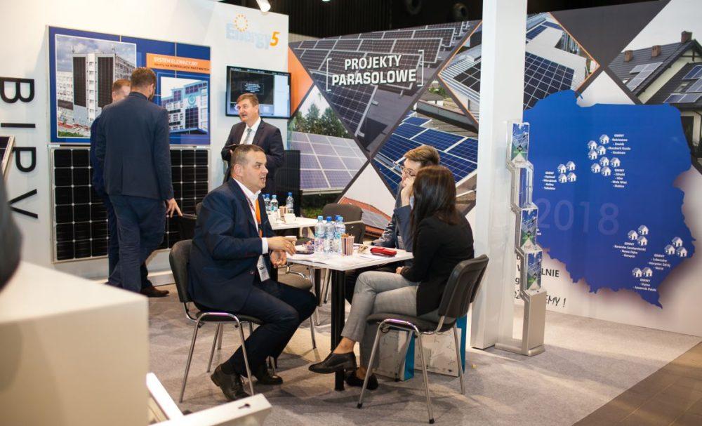 Energy5 uczestnikiem I edycji Targów Re-energy