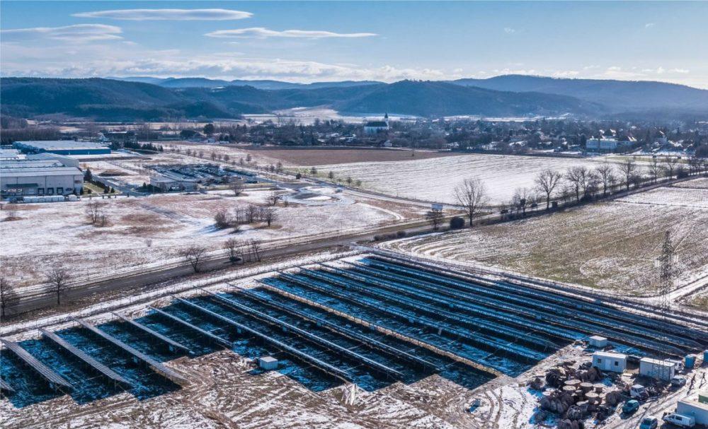 Konstrukcje Energy5  na Węgrzech