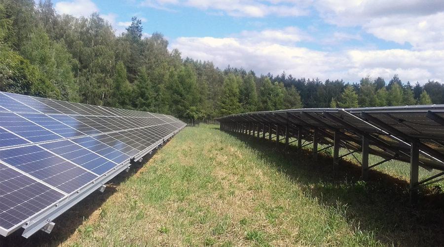 Finisz prac na budowie instalacji o mocy 200 KW w Tomaszowie Lubelskim