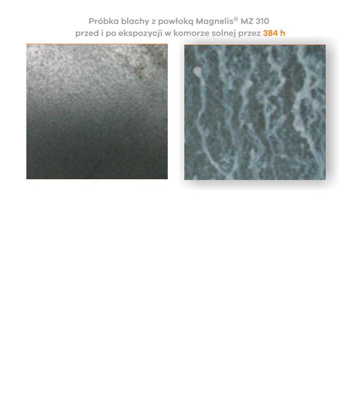 Testy korozyjne w komorze solnej stali stosowanych do konstrukcji PV