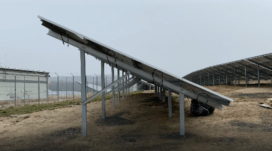 Instalacja fotowoltaiczna o mocy 3 MW w Ręczynie