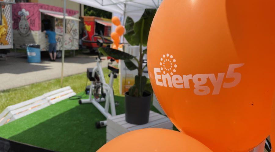 Energy5 nakręca zieloną energię na food truckach