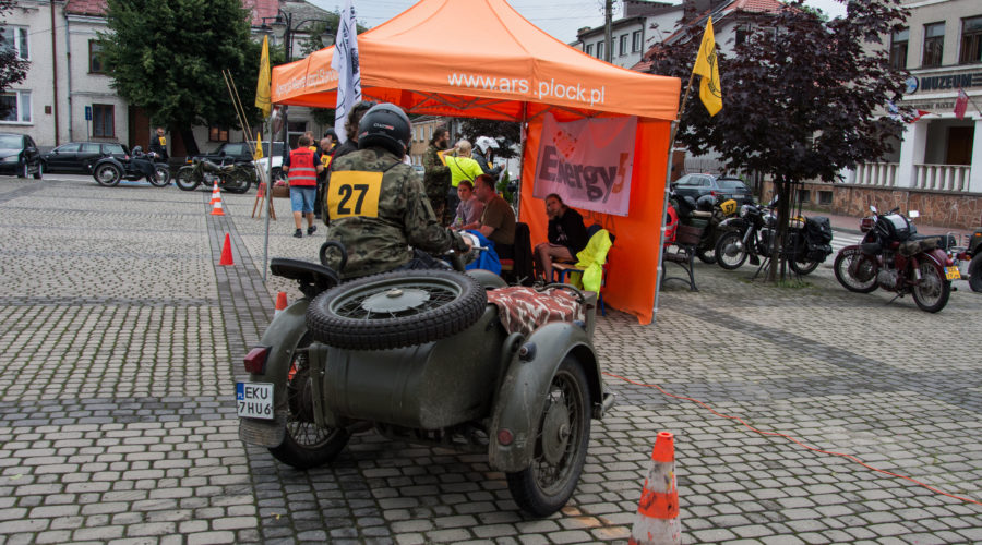 Energy5 sponsorem III edycji Rajdu Motocykli Zabytkowych